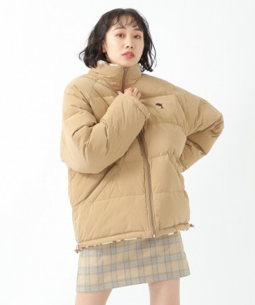 Wai Kei/リバーPADDINGダウンジャケット