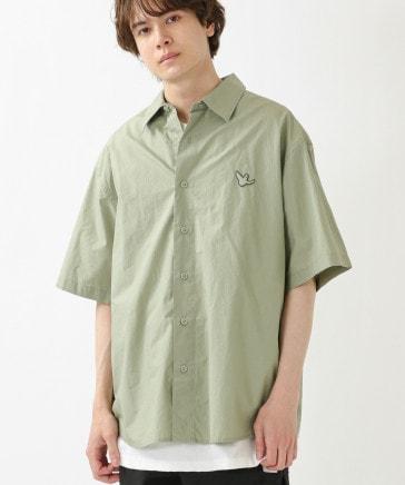 【UNISEX】Mark Gonzales/ANGELショートスリーブシャツ