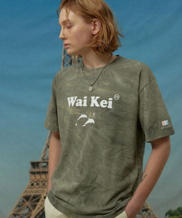 Wai Kei/Logo タイダイT