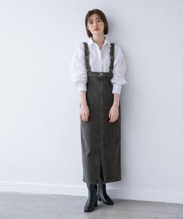 SOMETHING/ジャンパースカート