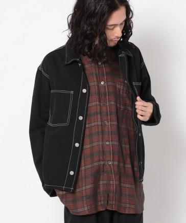 【MEN】デニムジャケット