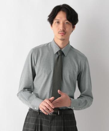 【Salon de GW】ニットR/Cシャツ