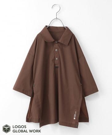 【キッズ】LOGOS*GW プルオーバーシャツ