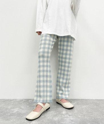 【WEB限定価格】ジャガードアソートパンツ