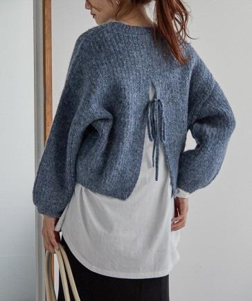 Cotton Candy Knit