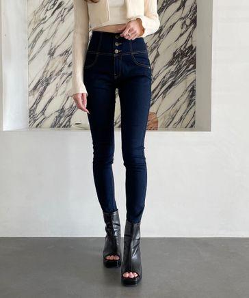 【周年祭限定価格/XXS~Lサイズ】ヘザーISKOスキニー