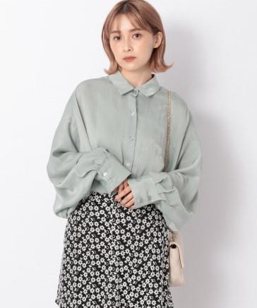 【10/19プライスダウン】FWモモンガBIGシャツ