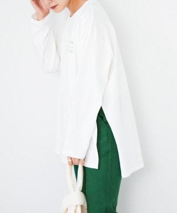 【裾が選べるTシャツ/10/12プライスダウン】アソートヘムロンTEE