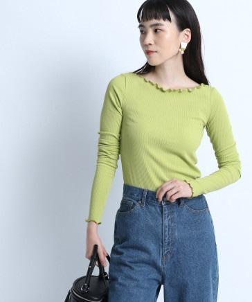 【eL】MadeinJapan Tight Rib  Pullover