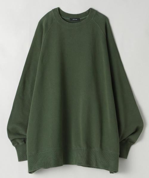 サスティナブルヴィンテージウラケBIGプルオーバー【完売カラー追加予約】