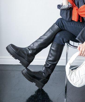 ビガーロングブーツ【完売サイズ追加予約】