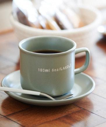 EDGEカップ&ソーサー