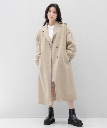 レイヤード2Pコート