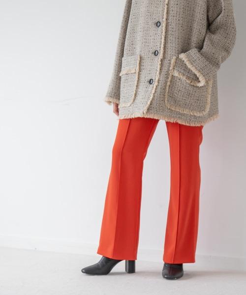 【yuw】EASY FUREA PANTS