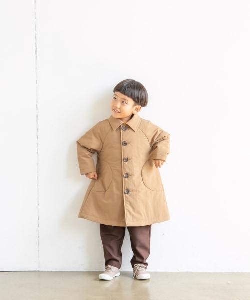 【KIDS】エアサーマルロングコート