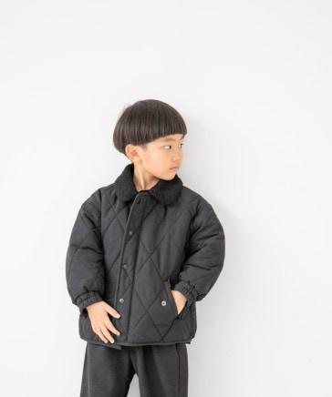 【WEB先行予約アイテム】【KIDS】エアサーマルボアエリブルゾン