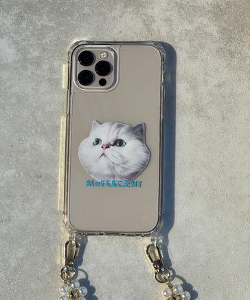 【iPhone12/12Pro対応】プリントフックツキケース