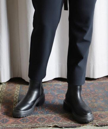 オリジナルロングサイドゴアブーツ