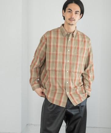 パナマドビーガラシャツ