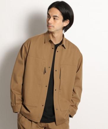 [NUMERALS]CPOミリタリーシャツ