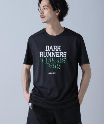 [NUMERALS]【DarkRunners(ダークランナー)】コラボランTシャツ