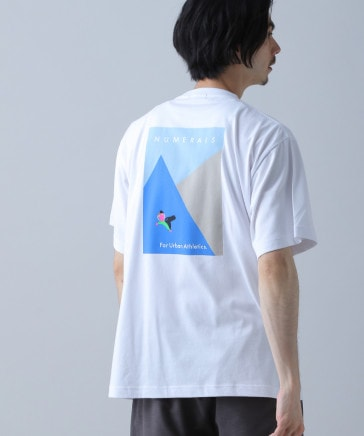 [NUMERALS]アーバンアスレチックTシャツ