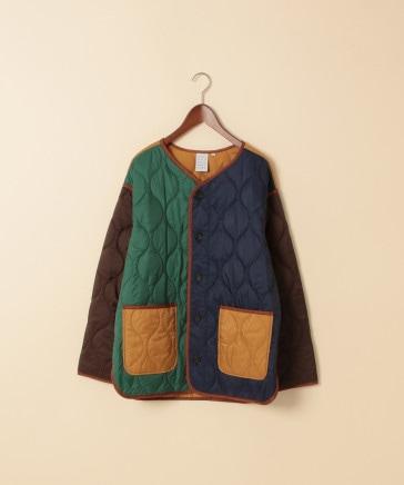 【KEITA MARUYAMA】アソートキルティングジャケット【先行予約】
