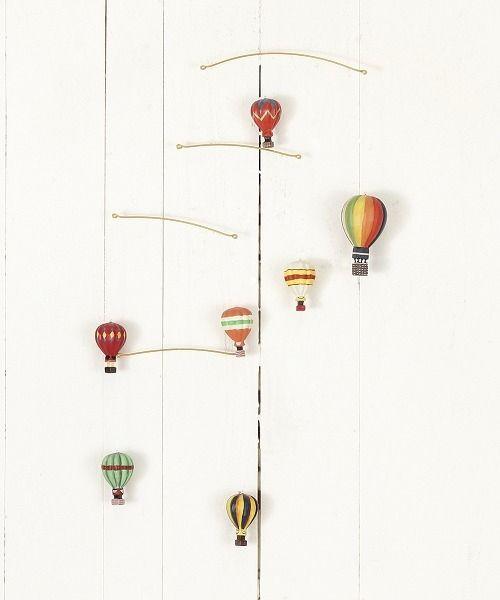 RoomClip商品情報 - (niko and./ニコアンド)オリジナル モビール気球/ [.st](ドットエスティ)公式