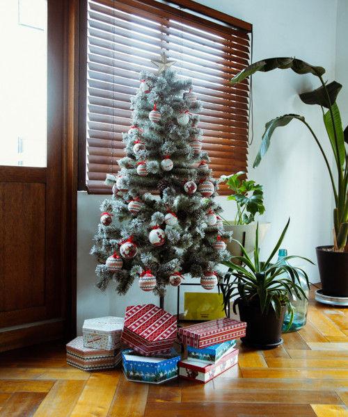 (niko and./ニコアンド)[2018Xmas]クリスマスツリースノー150cm/ [.st](ドットエスティ)公式