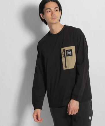 【HIGH FIVE FACTORY】Dry Pocket LS T Shirts