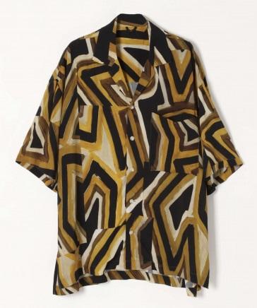 【高自然土壌生分解】DEVEAUXアロハシャツ (ユニセックス)