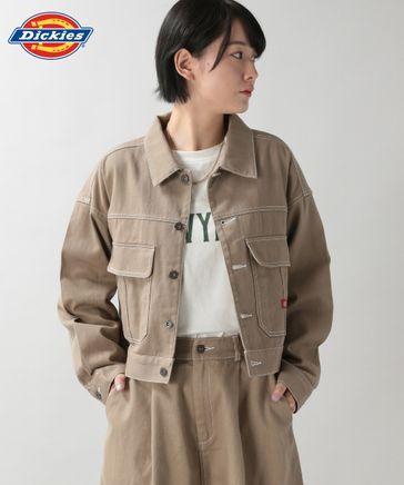 【WOMENS】Dickiesワークジャケット