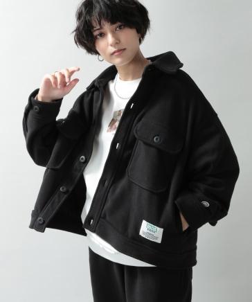 【WOMENS】DISCUS/別注フリースCPOジャケット