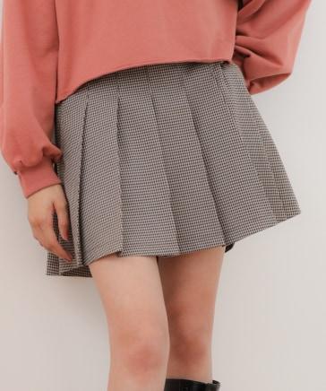 ☆新色WEB先行予約☆ベルトツキプリーツスカート