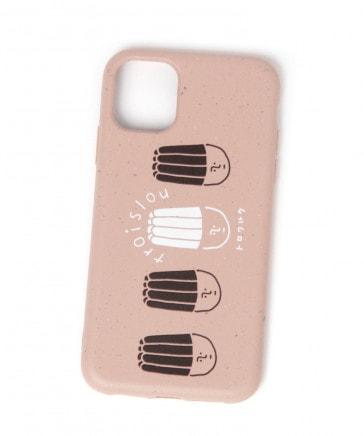 【ごとうちクリップ】iPhoneケース 11
