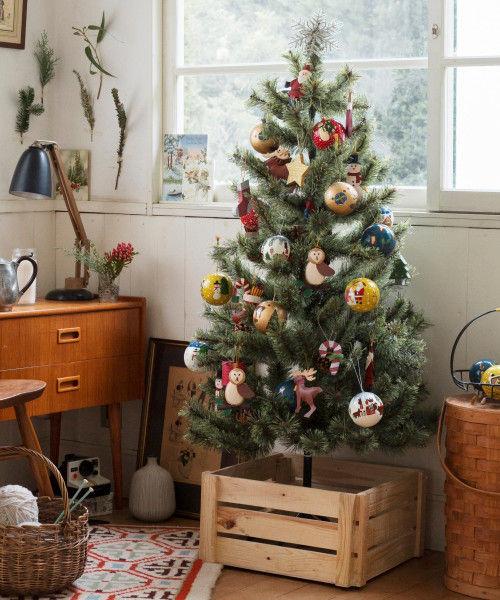 (studio CLIP/スタディオクリップ)クリスマスツリー 120cm/ [.st](ドットエスティ)公式