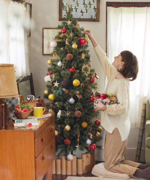 (studio CLIP/スタディオクリップ)クリスマスツリー 180cm/ [.st](ドットエスティ)公式