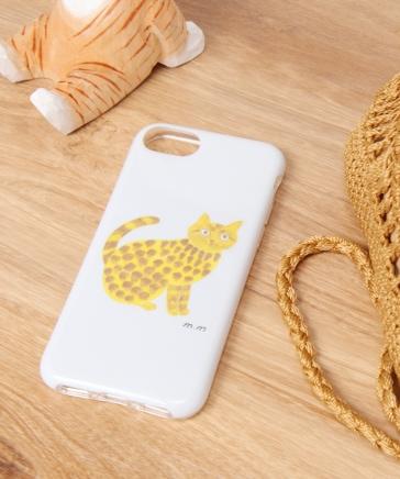 iPhoneケース 6・6S・7・8・SE[松尾ミユキ]