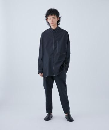 【UNISEX】パジャマシャツ