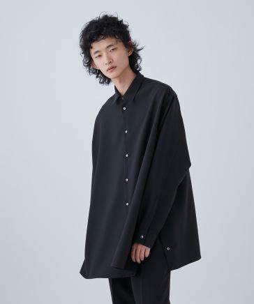 トロピカルオーバーサイズシャツ